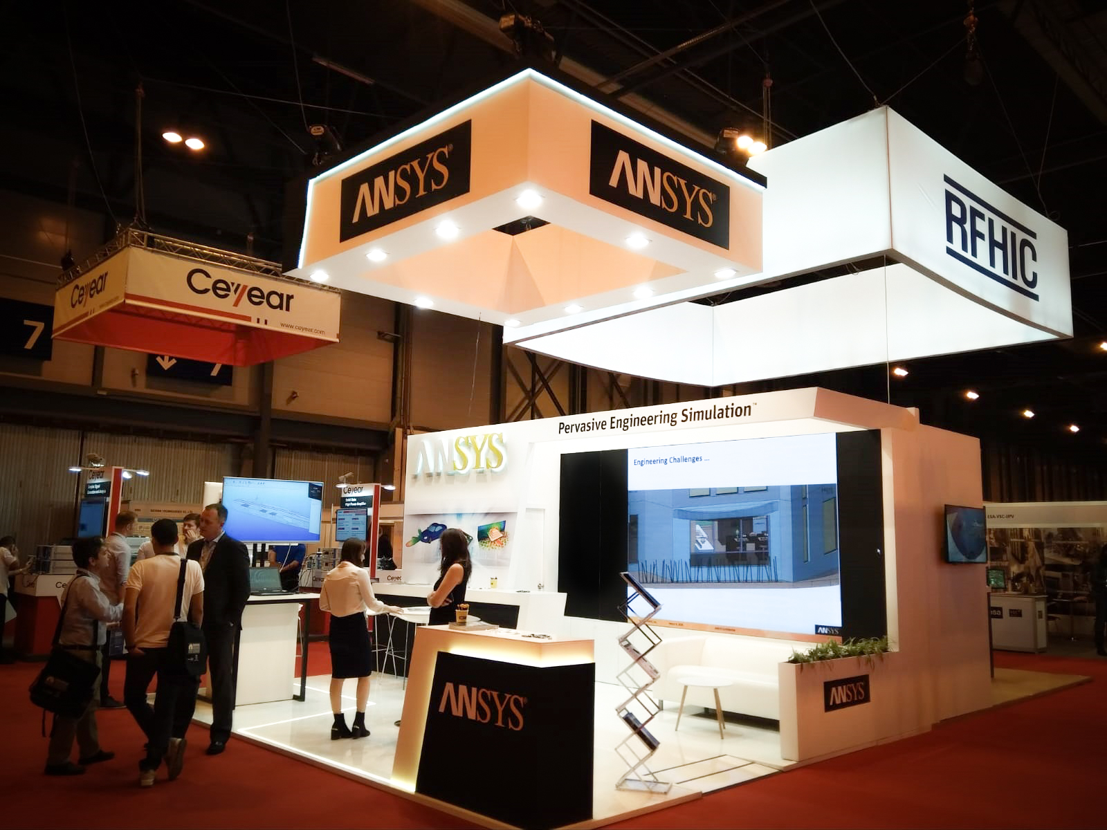 Stand ANSYS