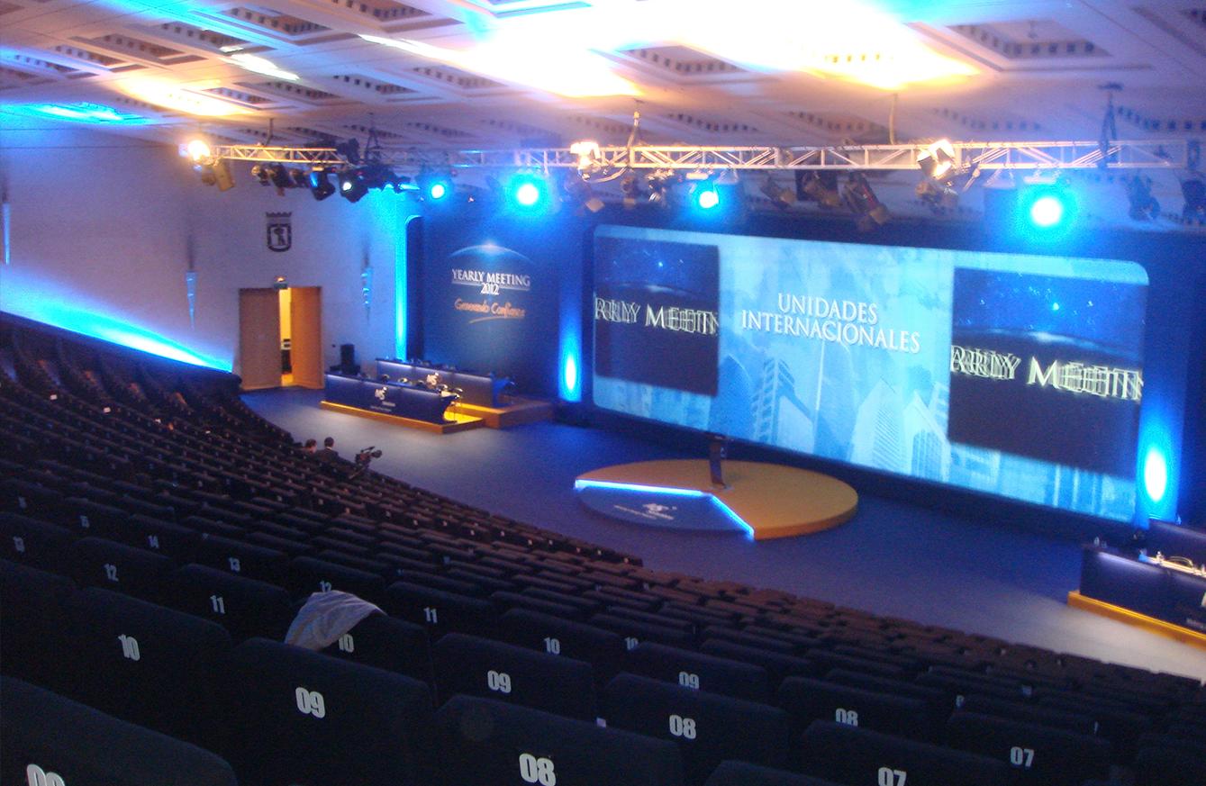 Empresa de organización de eventos Madrid y Guadalajara