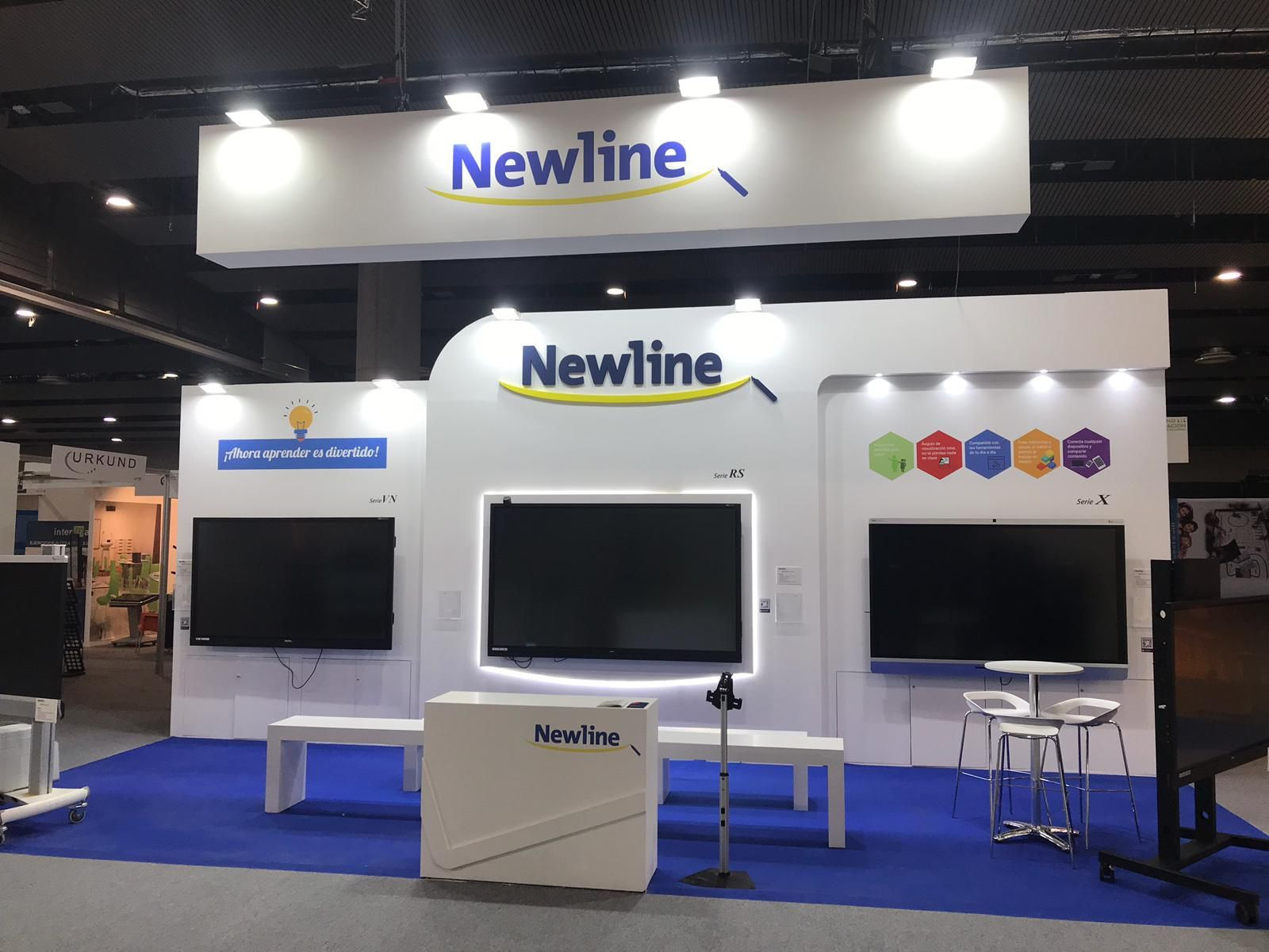Stand Newline Interactive
